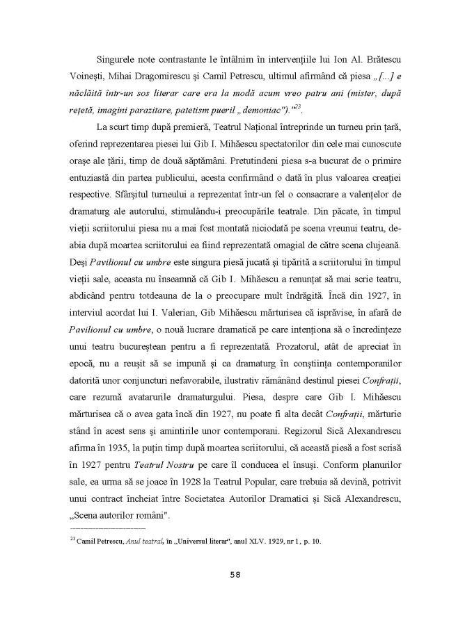 Gib Mihaescu viata si activitatea literara_058