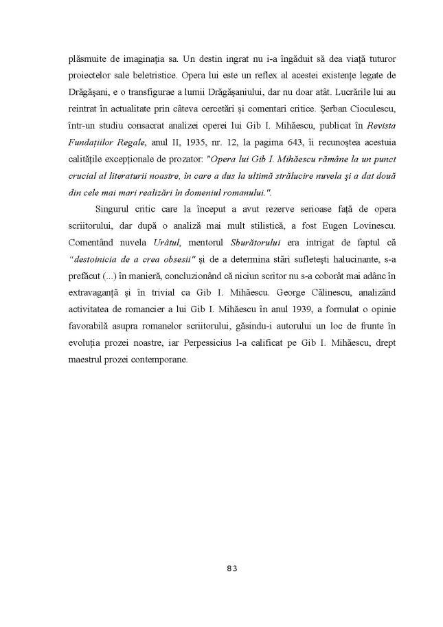 Gib Mihaescu viata si activitatea literara_083