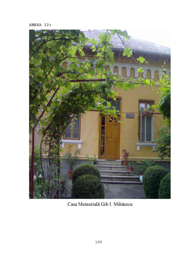 Gib Mihaescu viata si activitatea literara_100